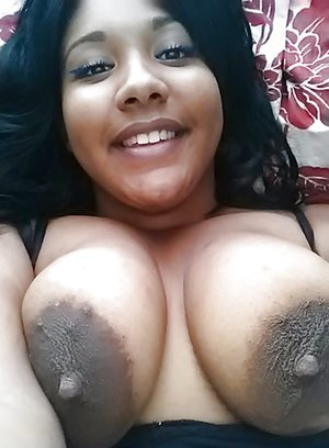 Big Black Nipples Pictures